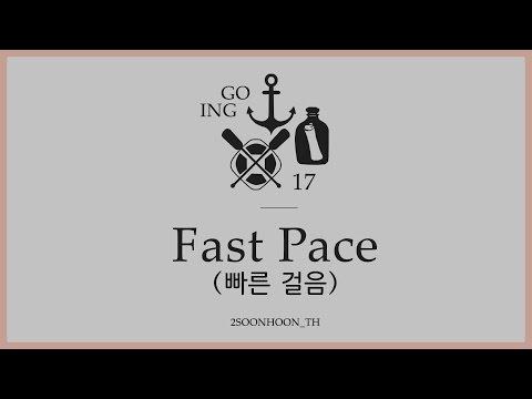 [KARAOKE/THAISUB] SEVENTEEN(세븐틴) _ Fast Pace (빠른 걸음)