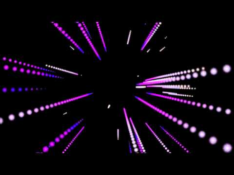 Violet Laser ANIMATION Black Screen  FREE FOOTAGE HD