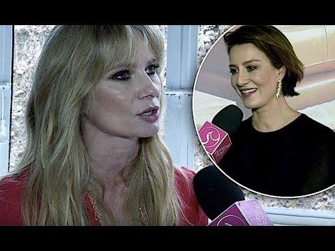 Maja Ostaszewska i Magdalena Cielecka o swojej przyjaźni
