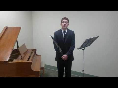 Portland State University Music Eductation Audition