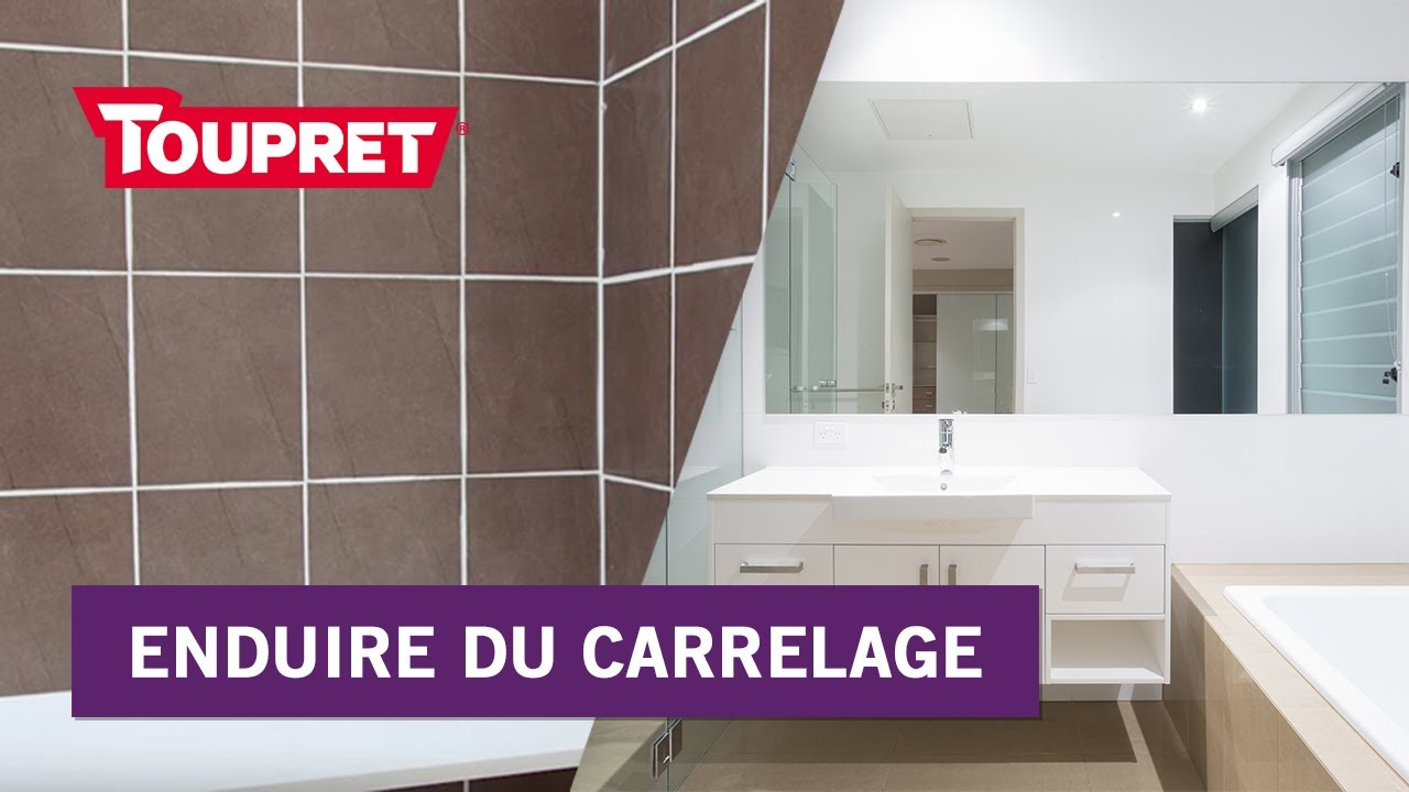 Comment Recouvrir Facilement Du Carrelage Tuto Magic Carrelage Youtube