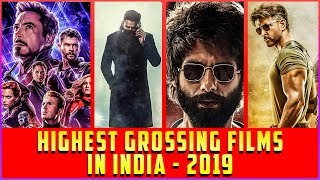 15 Highest Grossing 2019 films in India | Simbly Chumma
