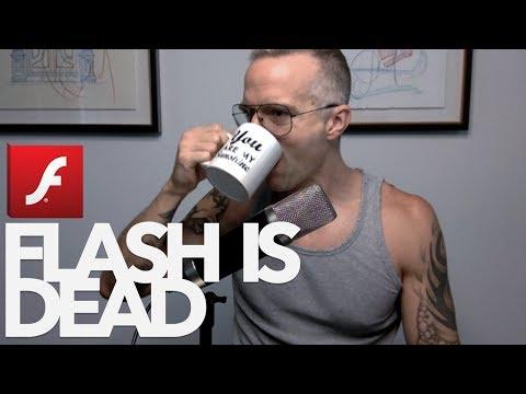 The Death of Adobe Flash