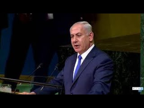 Benjamin Netanyahu Full Speech to the UN 9 19 17.