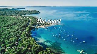 Mon Perin - The coast