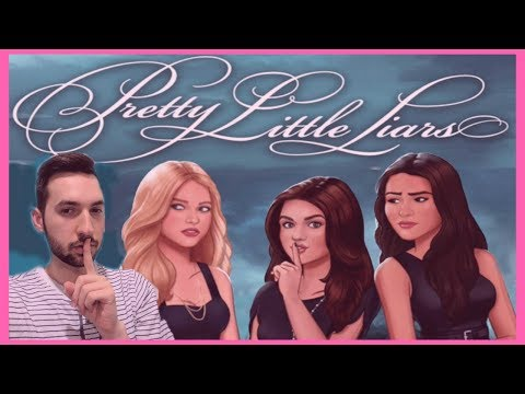 ♡ SEASON FINALE  AND SCANDAL ♡ : PRETTY LITTLE LIARS GAME EP