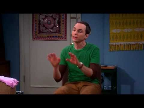 Sheldon Cooper's Council of Ladies- The Big Bang Theory S6x12
