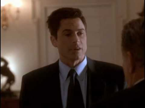 "17 years ago the White House Staff of ""West Wing"" rejected a Supreme Court candidate for his views on the right to privacy in the Constitution. Rob Lowe's character backed his decision with reasons all too relevant today"