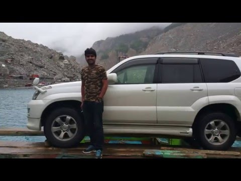 Silk Route, world's best driving track. (1000km)