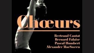 Bertrand Cantat - Le choeur joie