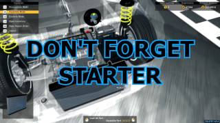 CMS 2015 - Full Car Repair Guide 2/2 - Building - details in description - HD 1080p 60