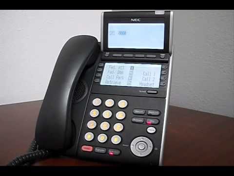 how to program system speed dial numbers on sv8100 sv9100 nec phone rh youtube com nec telephone manual dt700 series nec dt700 ip phone user manual