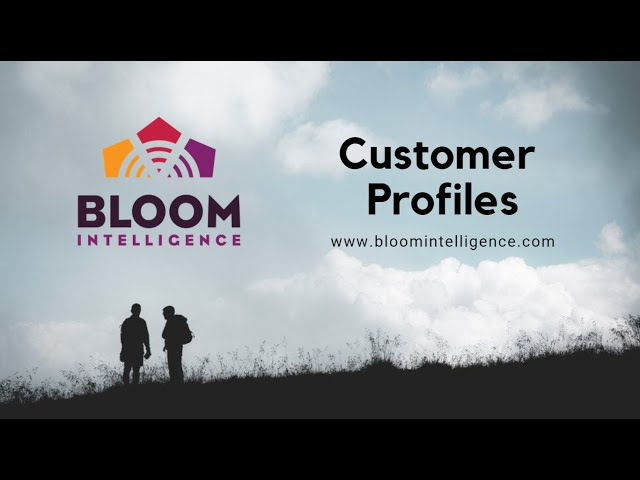 Customer Profile Walkthrough