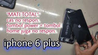 Solusi layar iphone mati, mesinnya hidup | trik dan tips iphone.
