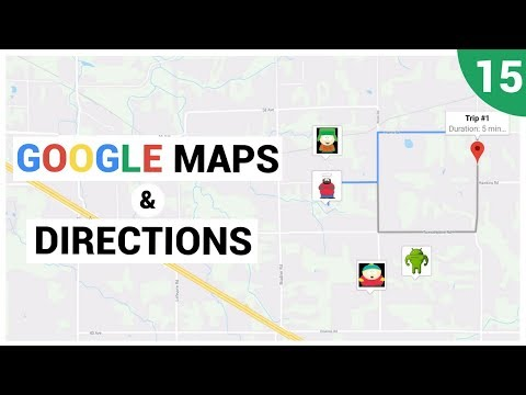 Realtime GPS Updates On A Google Map