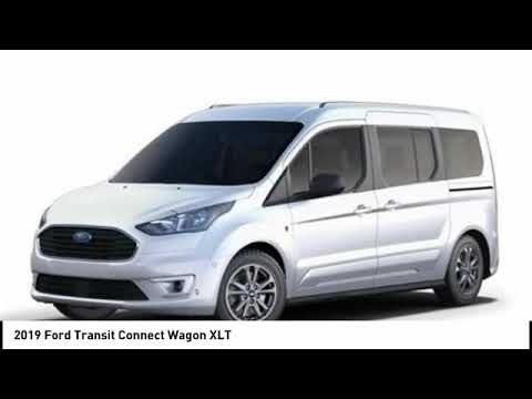 2019 Ford Transit Connect Wagon Henderson NV 62639