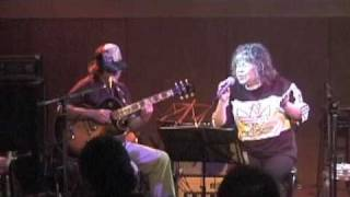 小林エミ live at Rain Dog - June 30, 2005.