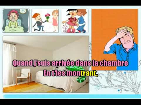 KARAOKÉ Lynda Lemay Les Souliers Verts Création JP Karaoké - YouTube