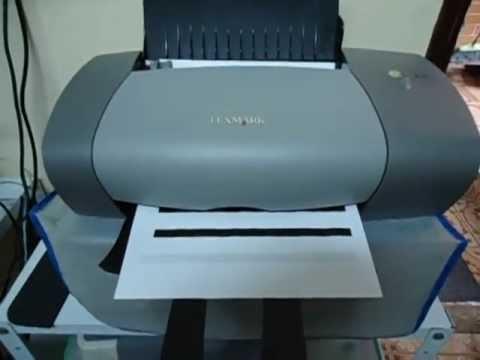 instalador de impresora lexmark z605