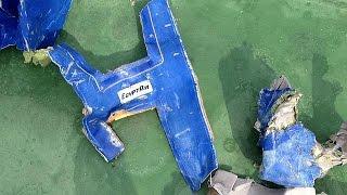 فرنسا تكشف معلومات خطيرة عن الطائرة المصرية المنكوبة (فيديو)