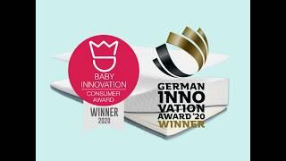 Video: Aerosleep Ecolution Premium Baby Mattress