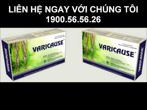 Varicause - giải pháp cho bệnh lý tĩnh mạch, chứng đau cách hồi và tình trạng chuột rút kéo dài