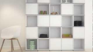 Ramwerk Innovative Shelving System