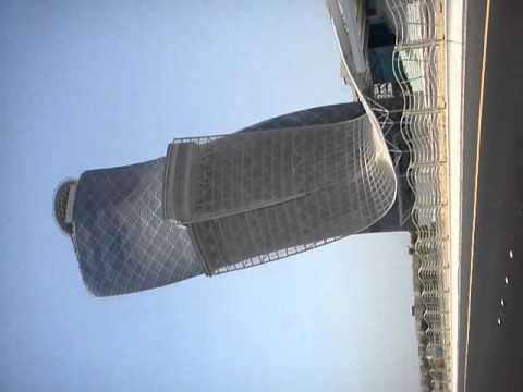 Capital Gate The Leaning Tower Of Abu Dhabi