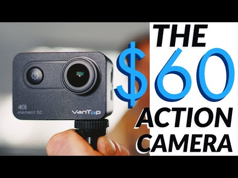 The World's Cheapest Action Cam? MOMENT 5C ACTION CAMERA REVIEW