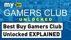 Best Buy Gamers Club Unlocked EXPLAINED