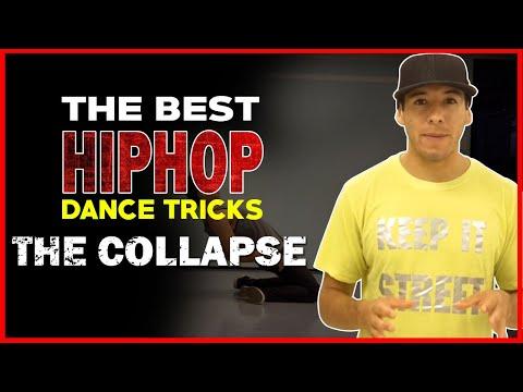 The Best Hip Hop Dance Tricks Tutorial: The Collapse (The Matrix Move)