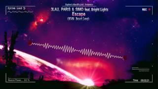 3LAU, Paris & Simo feat. Bright Lights - Escape (KVN Bootleg) [HQ Free]