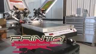 PRINTA Systems - Booth Video
