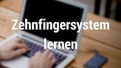 Zehnfingersystem lernen in kürzester Zeit - So einfach kannst du schnell tippen lernen!
