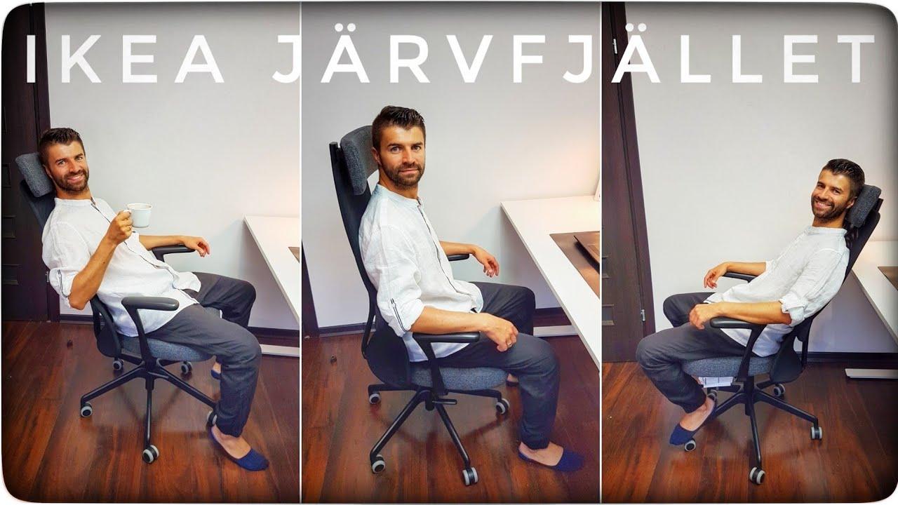 Ikea Järvfjället Krzesło Biurowe Recenzja