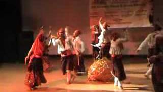 1ST PRIZE WINNER (RAAS-GARBA) OF ALL INDIA FOLK DANCE COMPETITION
