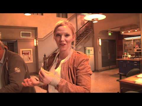 Kelli Giddish : Amanda Rollins First Day  Law & Order: SVU