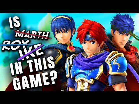 Is M̶a̶r̶t̶h̶ R̶o̶y̶ Ike In This Game? Fire Emblem Games Series History and Amiibo functionality