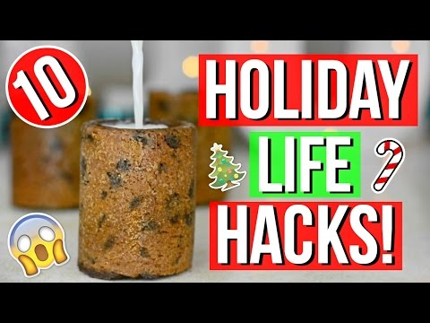 10-amazing-holiday-life-hacks-you-need-to-try!-diy