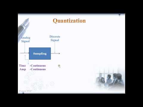 Quantization Part 1: What is quantization