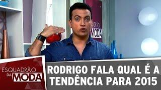 SOS Esquadrão: Rodrigo Cintra fala qual é a tendência para 2015