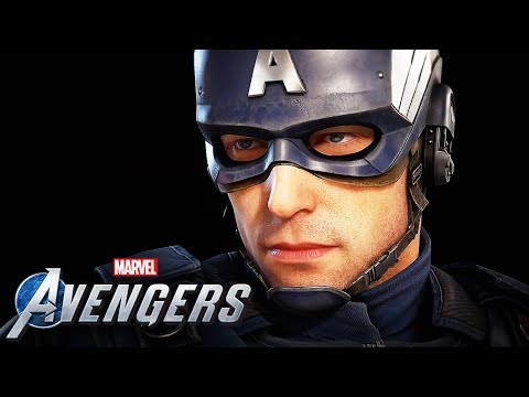 Marvel's Avengers: A-Day - Official Character Profile Trailer | Captain America