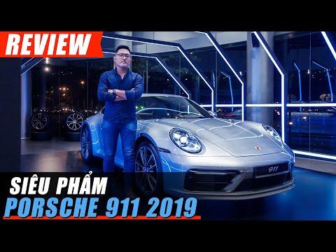 Vì sao chiếc PORSCHE 911 Carrera S 2019 (992) này có giá gần 10 tỉ đồng?