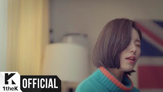 [MV] Whee In(휘인)(MAMAMOO(마마무)) _ Shadow(그림자) (Yellow OST part.1)