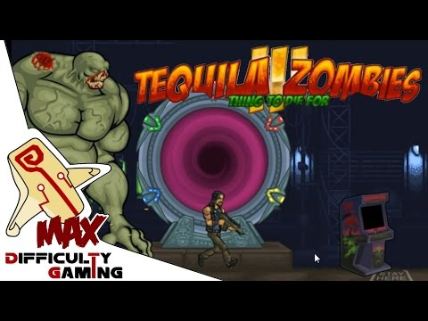 Tequila Zombies 3 Thing to Die For Walkthrough Level 3 Classified Object BOSS BATTLE Part 3/3