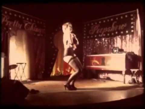 Memphis Belles Burlesque - Lola Vee at Young Ave Deli