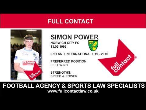 Simon Power -  Norwich City FC
