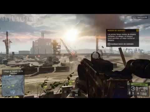 Battlefield 4 - Misión #1 - Baku (HD)