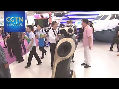 Se inaugura en Harbin la cuarta Expo China-Rusia