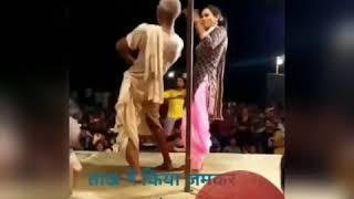 Desi Tau ka haryanvi dance💃||Tau ka gajab ka Desi dance 😇